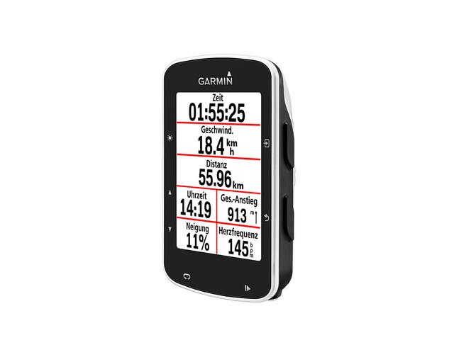 Garmin Edge 520 - GPS - noir